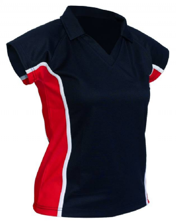 Little Heath Girls PE Sports Polo Top